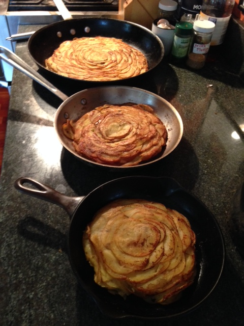 3 galettes for the 4th
